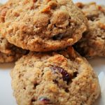 Oatmeal Cricket Cookies