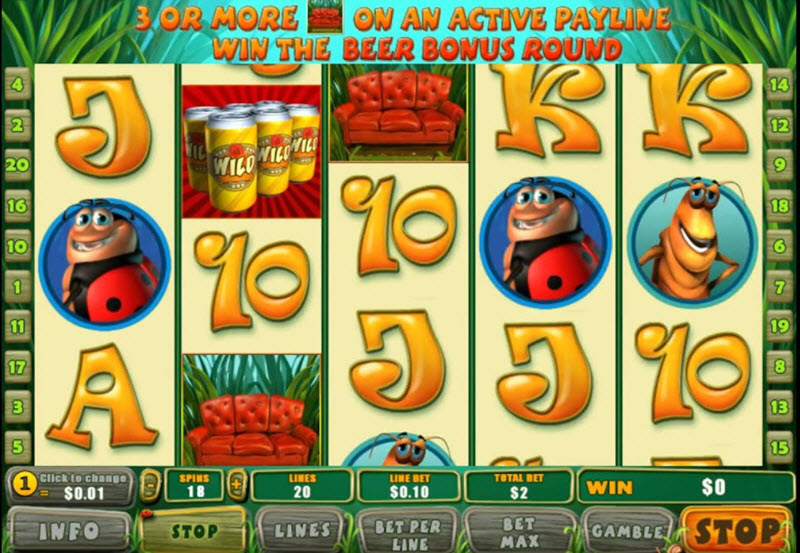 Happy Bugs Slot